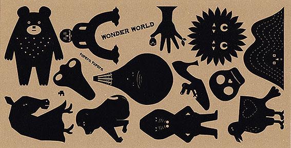 WONDER WORLD / tupera tupera exhinition_d0193211_19374860.jpg