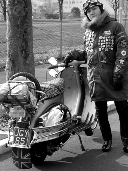 5COLORS「君はなんでそのバイクに乗ってるの?」#34_f0203027_946652.jpg