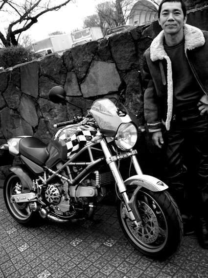 5COLORS「君はなんでそのバイクに乗ってるの?」#34_f0203027_9495123.jpg