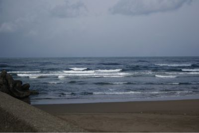 今日の海_c0132732_1030071.jpg