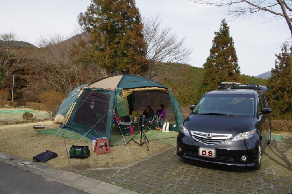 2011年の初キャンプ(1日目)_c0113733_1521494.jpg