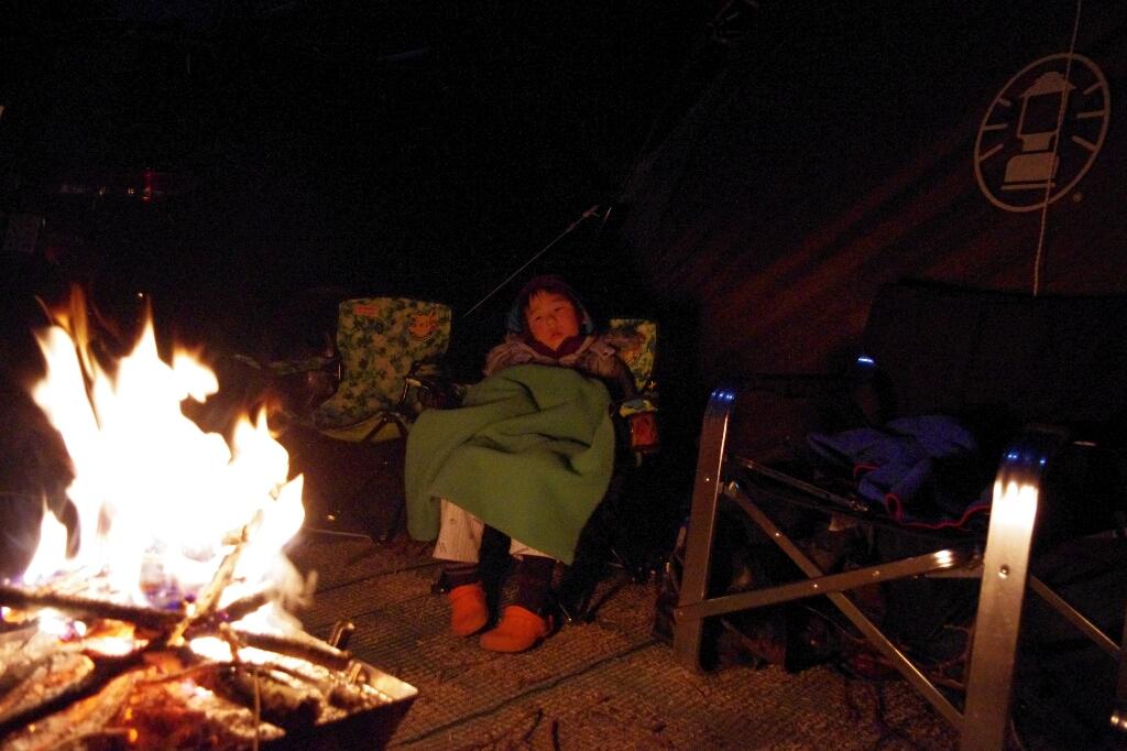 2011年の初キャンプ(1日目)_c0113733_155572.jpg