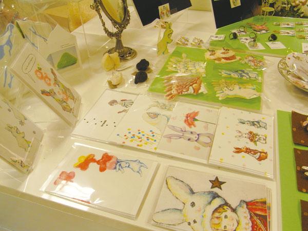 3/23~4/5『Happy Rabbits展』新宿高島屋10F_f0223074_23124533.jpg