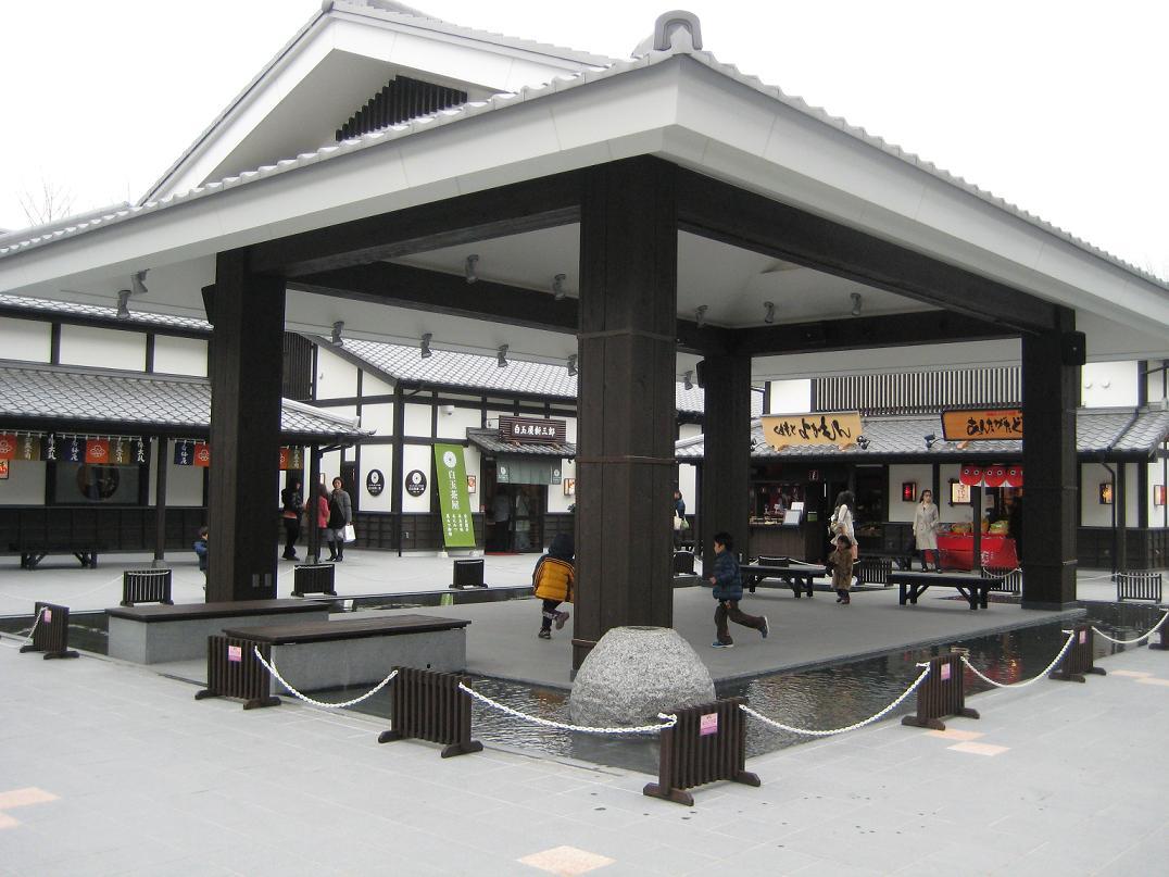 ✾✾✾桜の馬場 城彩苑✾✾✾ 熊本の新名所完成!!!_a0139595_20104645.jpg