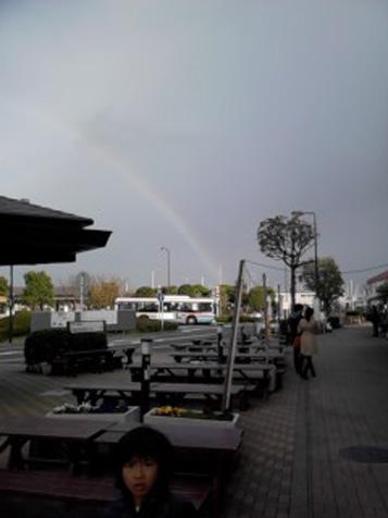 虹が出た!_d0106911_18143056.jpg