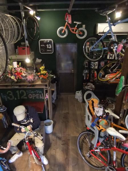 自転車店リピト・イシュタール/高田馬場・西早稲田・大久保/新宿_c0225122_2233493.jpg
