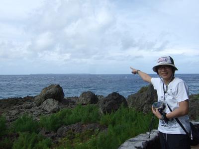 龍馬ツアー最終日 ペリリューランドツアー       PALAU_e0184067_1112564.jpg