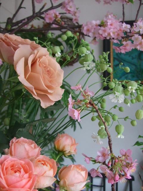 オークリーフ(ジョンクは春の香り)_f0049672_1183490.jpg