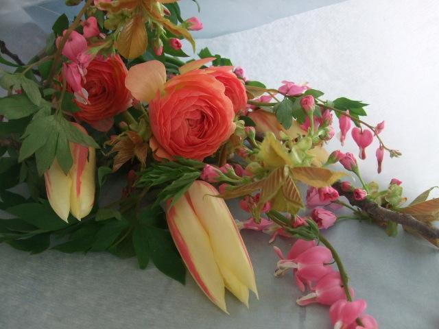 オークリーフ花の教室(山田さんの作品)_f0049672_17373165.jpg