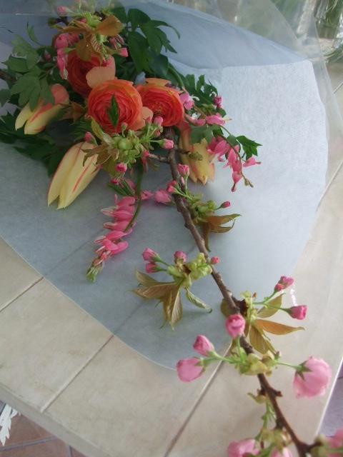 オークリーフ花の教室(山田さんの作品)_f0049672_17374677.jpg