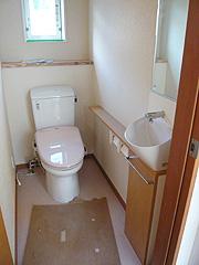 子育てママの家づくり Vol.35 『トイレ&洗面台』_b0193900_17441429.jpg