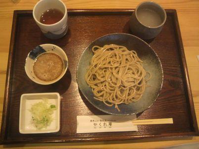 蕎麦 音市楼 かくれ庵_d0079440_16552596.jpg