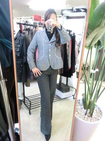 夏のスーツ♪_a0159045_1225577.jpg