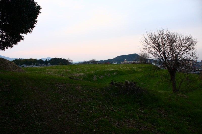 見瀬丸山古墳 奈良県最大の古墳_d0079764_12255557.jpg