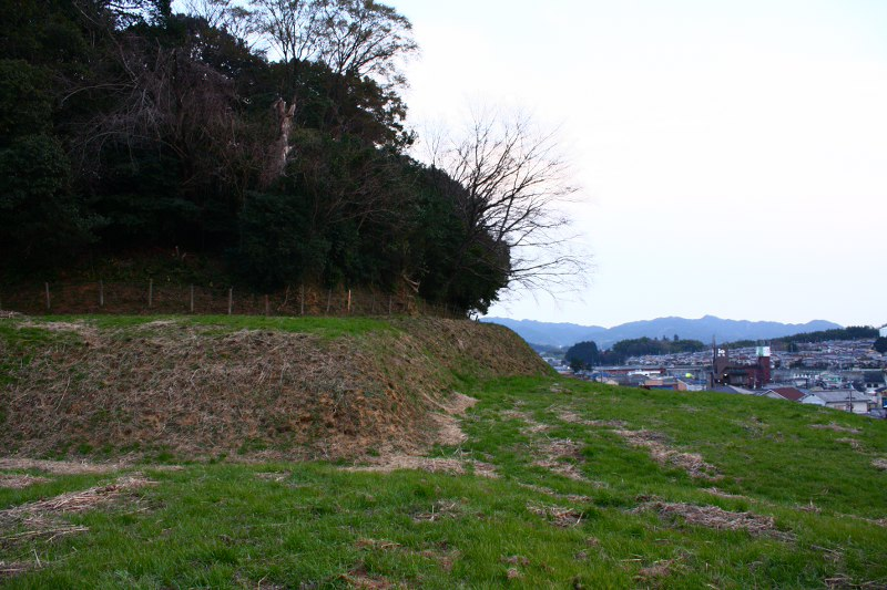 見瀬丸山古墳 奈良県最大の古墳_d0079764_12263513.jpg