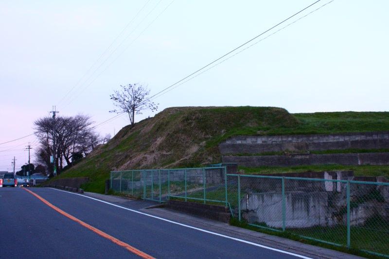 見瀬丸山古墳 奈良県最大の古墳_d0079764_12272210.jpg