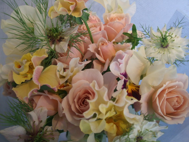 オークリーフ花の教室(3月終わりの土曜日に)_f0049672_1943101.jpg