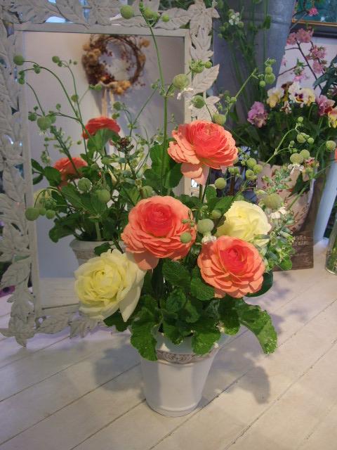 オークリーフ花の教室(3月終わりの土曜日に)_f0049672_19542870.jpg