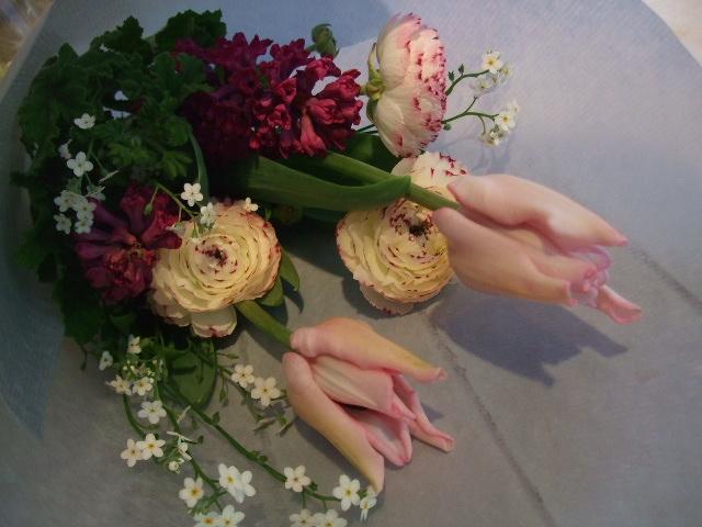 オークリーフ花の教室(3月終わりの土曜日に)_f0049672_2002479.jpg