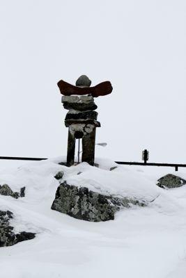 ダイアモンドダストが町中で見られるイエローナイフ、アイスロード_d0148902_9512320.jpg