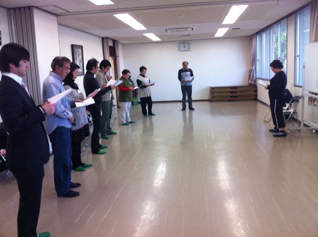 プロが指導!演劇体験!楽しくAEDを学ぼう!_b0146633_2351791.jpg