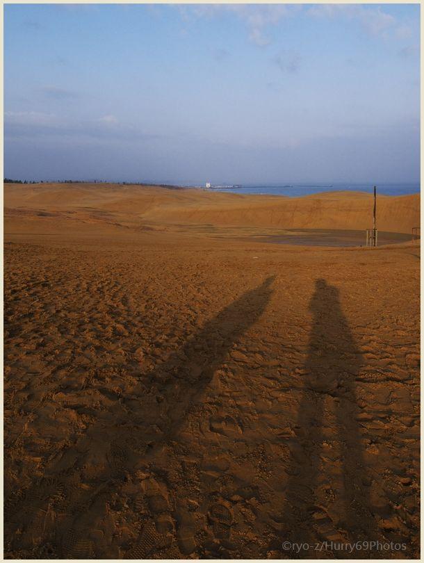 鳥取砂丘にて GRDIII_e0063851_18201486.jpg