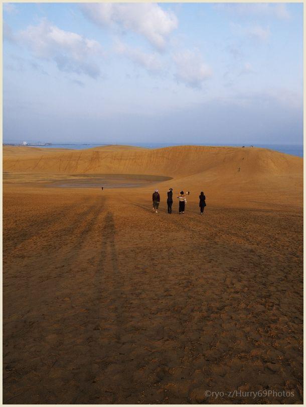 鳥取砂丘にて GRDIII_e0063851_1820279.jpg