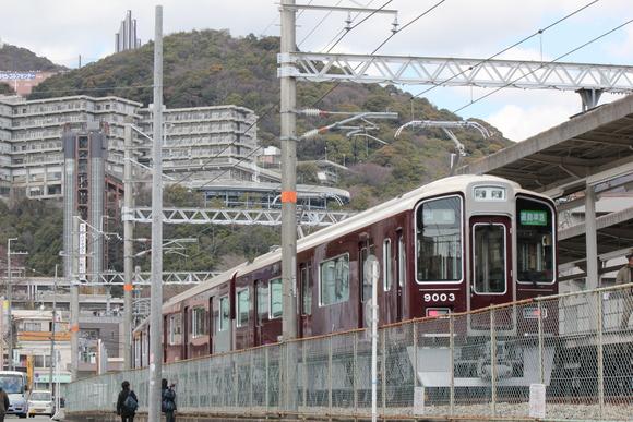 阪急9003F 箕面駅お披露目!!_d0202264_15272543.jpg