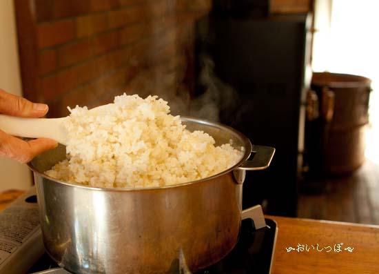 停電しても慌てないで!日本人の主食「お米」はお鍋で美味しく炊くことができます!