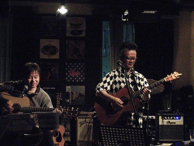 HUSH吉田師匠プロジェクト in 新所沢TORA\'S CAFE_d0061678_18333214.jpg