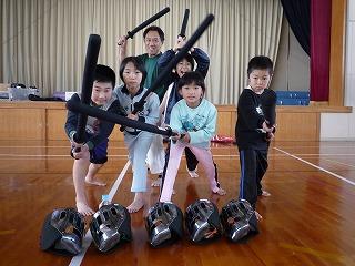 スポーツチャンバラ体験会_c0184994_1936610.jpg