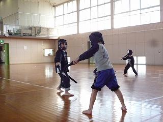 スポーツチャンバラ体験会_c0184994_19563858.jpg