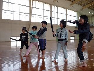 スポーツチャンバラ体験会_c0184994_19592654.jpg