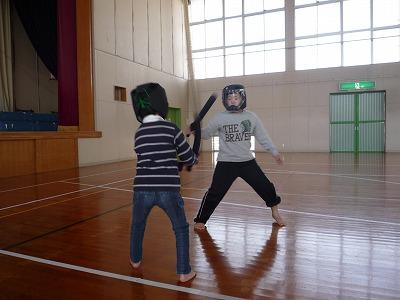 スポーツチャンバラ体験会_c0184994_2028377.jpg
