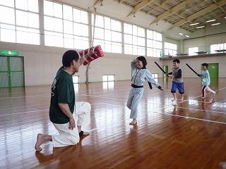 スポーツチャンバラ体験会_c0184994_2042947.jpg