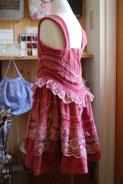 ママ・スカートをリメイク!!!_d0127925_1341191.jpg