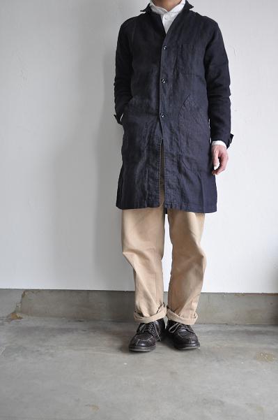 Garment Reproduction of Workers / ガーメントリプロダクションオブワーカーズ French Gardener Coat / フレンチガーデナーコート