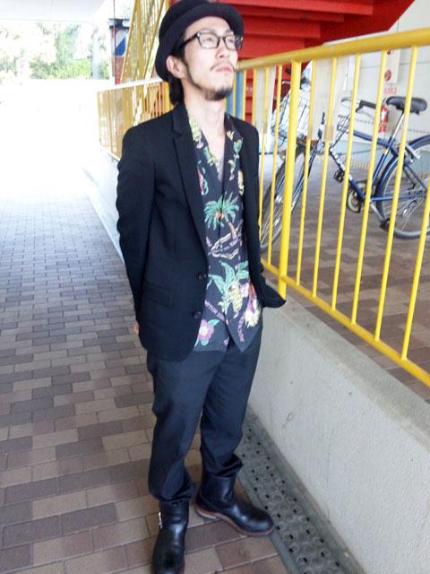 【高の原店アシスタント山村】春夏メンズファッション_c0080367_11485556.jpg