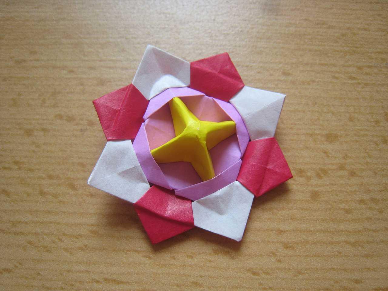 すべての折り紙 折り紙 マジックボール 折り方 : 折り紙でチャリティー活動 ...