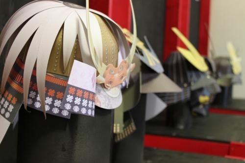 柴田神社(北庄城址)近くに「戦国の館」_f0229508_15231395.jpg