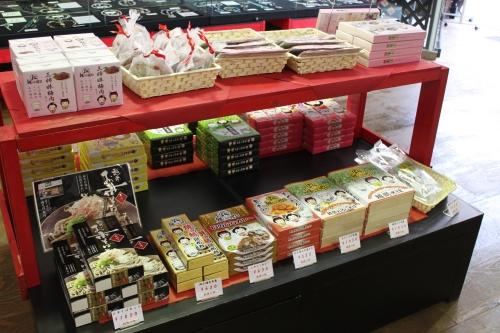 柴田神社(北庄城址)近くに「戦国の館」_f0229508_15234361.jpg