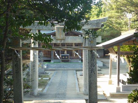 綿津見神社(1)嵐を鎮めた海神たちを祀る宮_c0222861_14344242.jpg