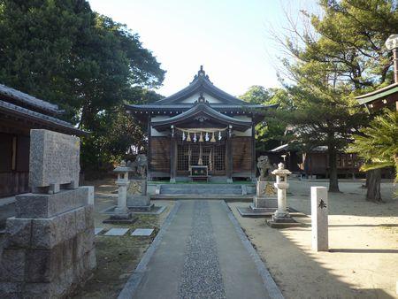 綿津見神社(1)嵐を鎮めた海神たちを祀る宮_c0222861_14352226.jpg
