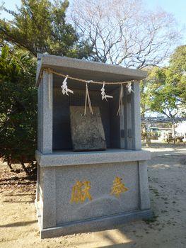 綿津見神社(1)嵐を鎮めた海神たちを祀る宮_c0222861_14401930.jpg