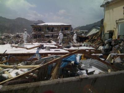 東日本大震災 岩手沿岸・大槌町 被災地支援レポート(その2)_d0084478_19214587.jpg