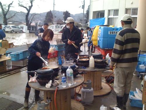 東日本大震災 岩手沿岸・大槌町 被災地支援レポート(その2)_d0084478_1925403.jpg