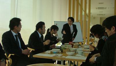 第11回 ITOビジネスランチ会 ~GROWWELL CAFE さんにて~_c0218303_1363334.jpg