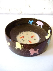 Animal-Go-Round Bowl*_a0110515_12115848.jpg