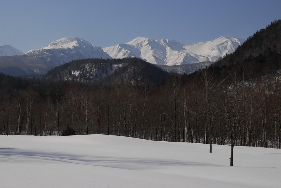 2011年3月 春、深雪の大雪山に抱かれる_c0219616_17464420.jpg