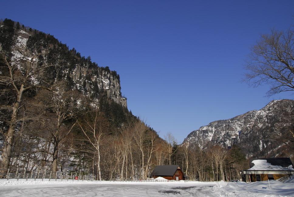 2011年3月 春、深雪の大雪山に抱かれる_c0219616_17512626.jpg